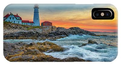 Gulf Of Maine iPhone Cases