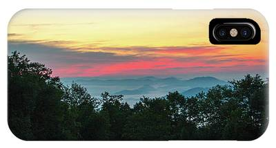 Sunrise From Maggie Valley August 16 2015 IPhone Case