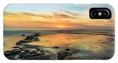 Ocean Sunset IPhone Cases