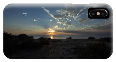 Sunset At Torrey Pines IPhone Case