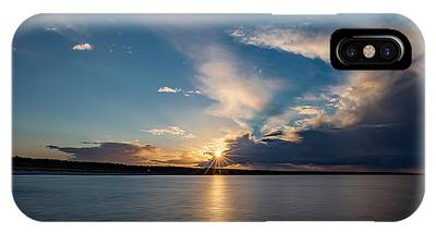 Sunset On The Baltic Sea IPhone Case