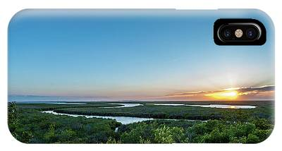 Sunset On The Outer Banks IPhone Case