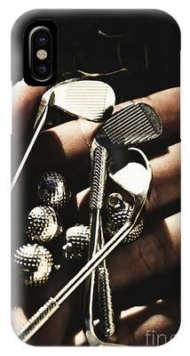 Golfers Phone Cases