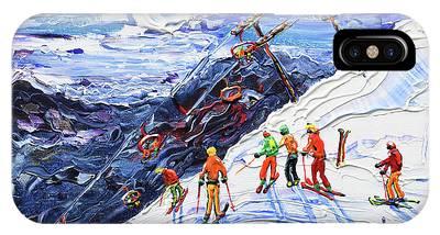 Mont Blanc Phone Cases