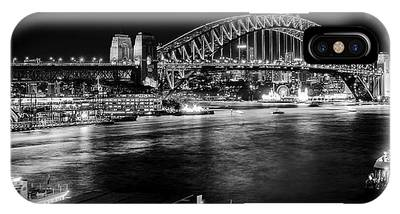 IPhone Case featuring the photograph Sydney - Circular Quay by Chris Cousins