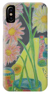 Table Scape IPhone Case