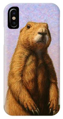 Woodchuck iPhone Cases