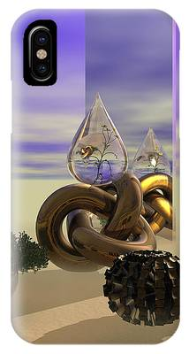 Tears In The Desert IPhone Case
