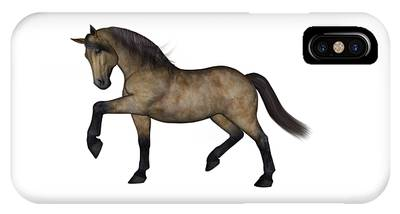 Blood Bay Horse Phone Cases