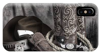 Western Riding Phone Cases