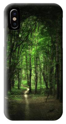 The Cathedral Arch IPhone Case
