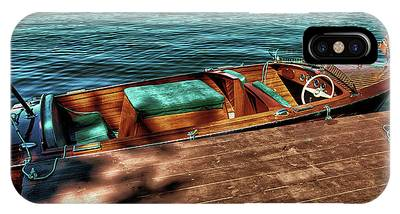 The Chris Craft Continental - 1958 IPhone Case