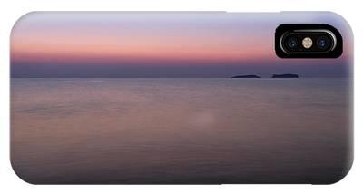 Dawn At The Mediterranean Sea IPhone Case