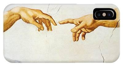 Michelangelo Phone Cases