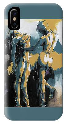 The Dance IPhone Case