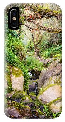 Landscape With Creek Phone Cases
