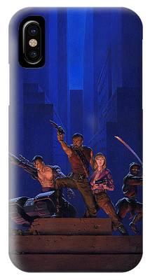 Saga iPhone Cases