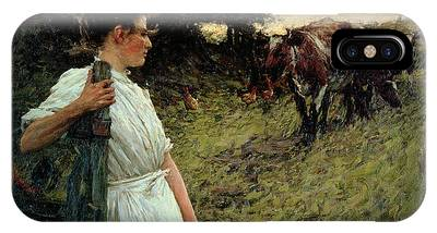 The Shepherdess Phone Cases