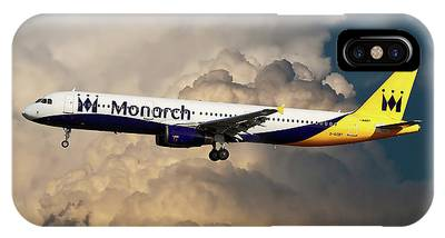 Monarch Phone Cases