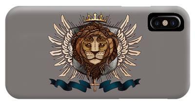 The King's Heraldry II IPhone Case