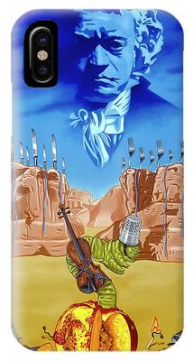 The Last Soldier An Ode To Beethoven IPhone Case