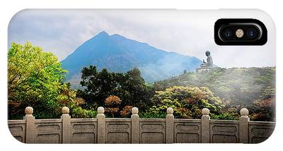 IPhone Case featuring the photograph The Light Of Buddha by Kevin McClish