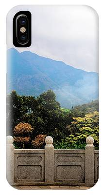 The Light Of Buddha IPhone Case by Kevin McClish