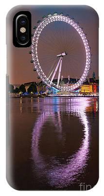 London Eye Photographs iPhone Cases