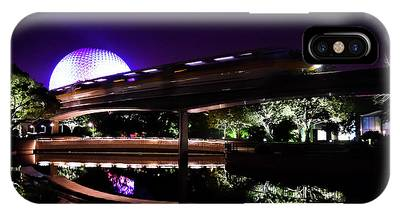 The Magic Of Epcot IPhone Case