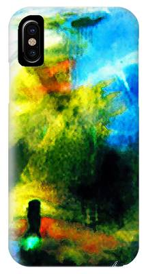 The Monster In Me IPhone Case