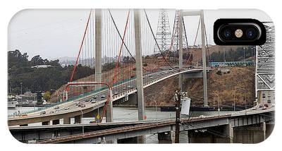 Carquinez Bridge Phone Cases
