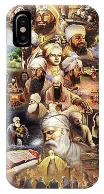 Sikh Art iPhone Cases