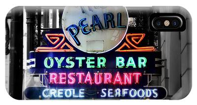 Oyster Bar iPhone Cases