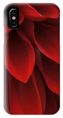 The Reddest Red IPhone Case by Patricia Strand