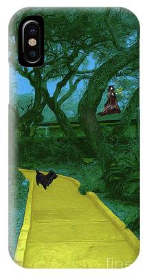 Yellow Brick Road Phone Cases