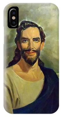 The Son Of Man IPhone Case