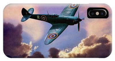The Supermarine Spitfire IPhone Case