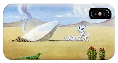The Truth About Roswell IPhone Case
