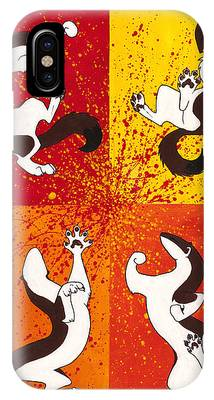 Weasel Phone Cases