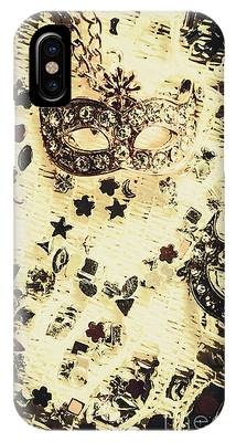 IPhone Case featuring the photograph Theater Fun Art by Jorgo Photography - Wall Art Gallery