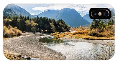 Thelwood Creek Fall IPhone Case