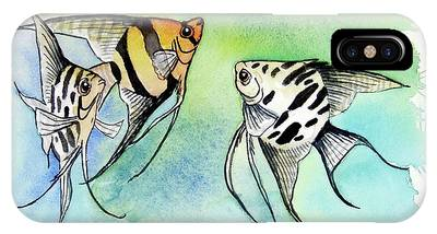 Anglefishes Phone Cases