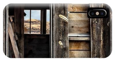 Through Cabin Window IPhone Case