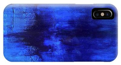 IPhone Case featuring the painting Time Frame by Kim Nelson