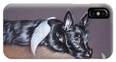 Scottish Terrier Phone Cases