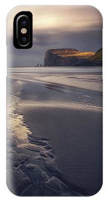 Beach Sunset Phone Cases