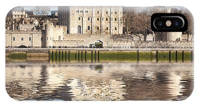 Tower Of London Phone Cases