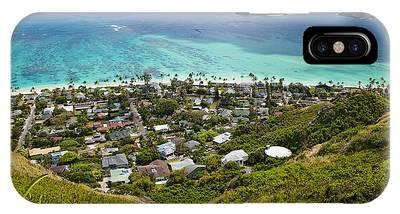 Blue Hawaii Phone Cases