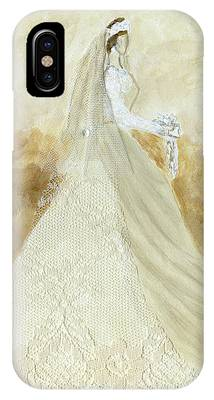 Traditional Bride IPhone Case