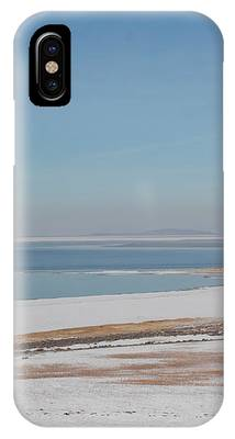 Transition IPhone Case by Michael Lucarelli